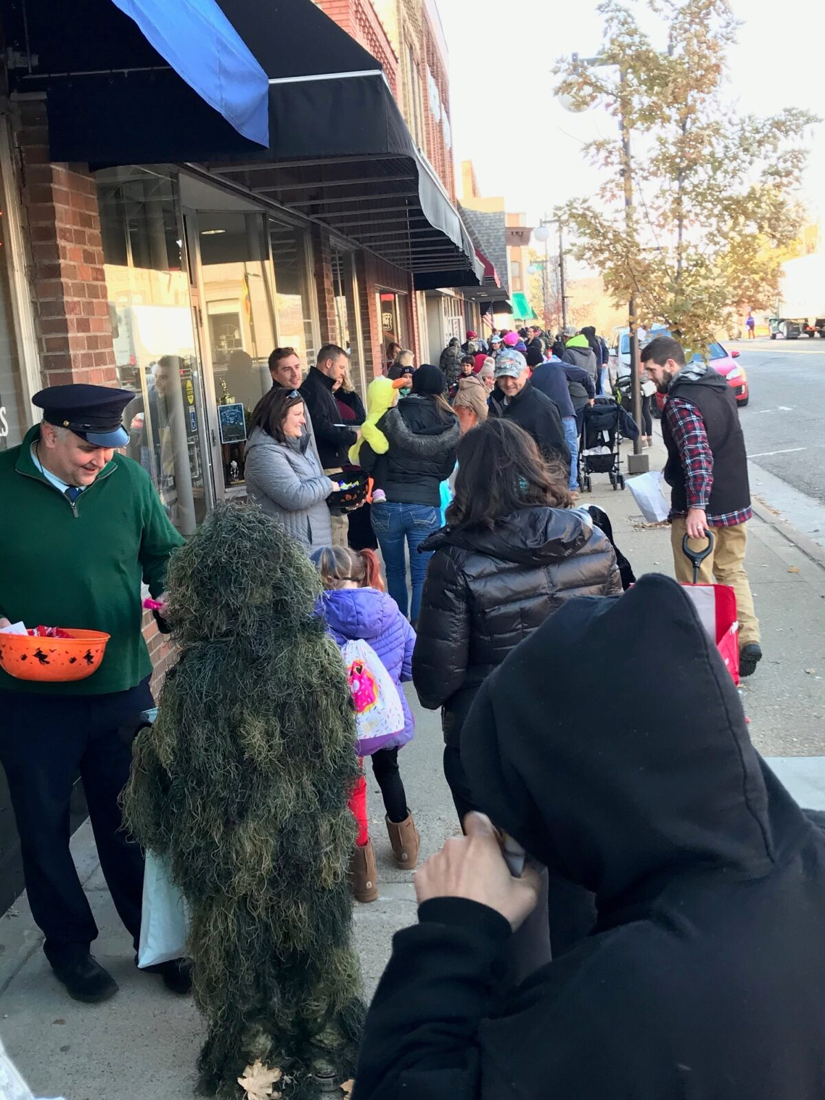 Trick or Treat Trot – October 30, 2020