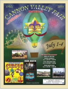 104th Cannon Valley Fair - July 1-4, 2019 @ Cannon Valley Fairgrounds | Cannon Falls | Minnesota | United States